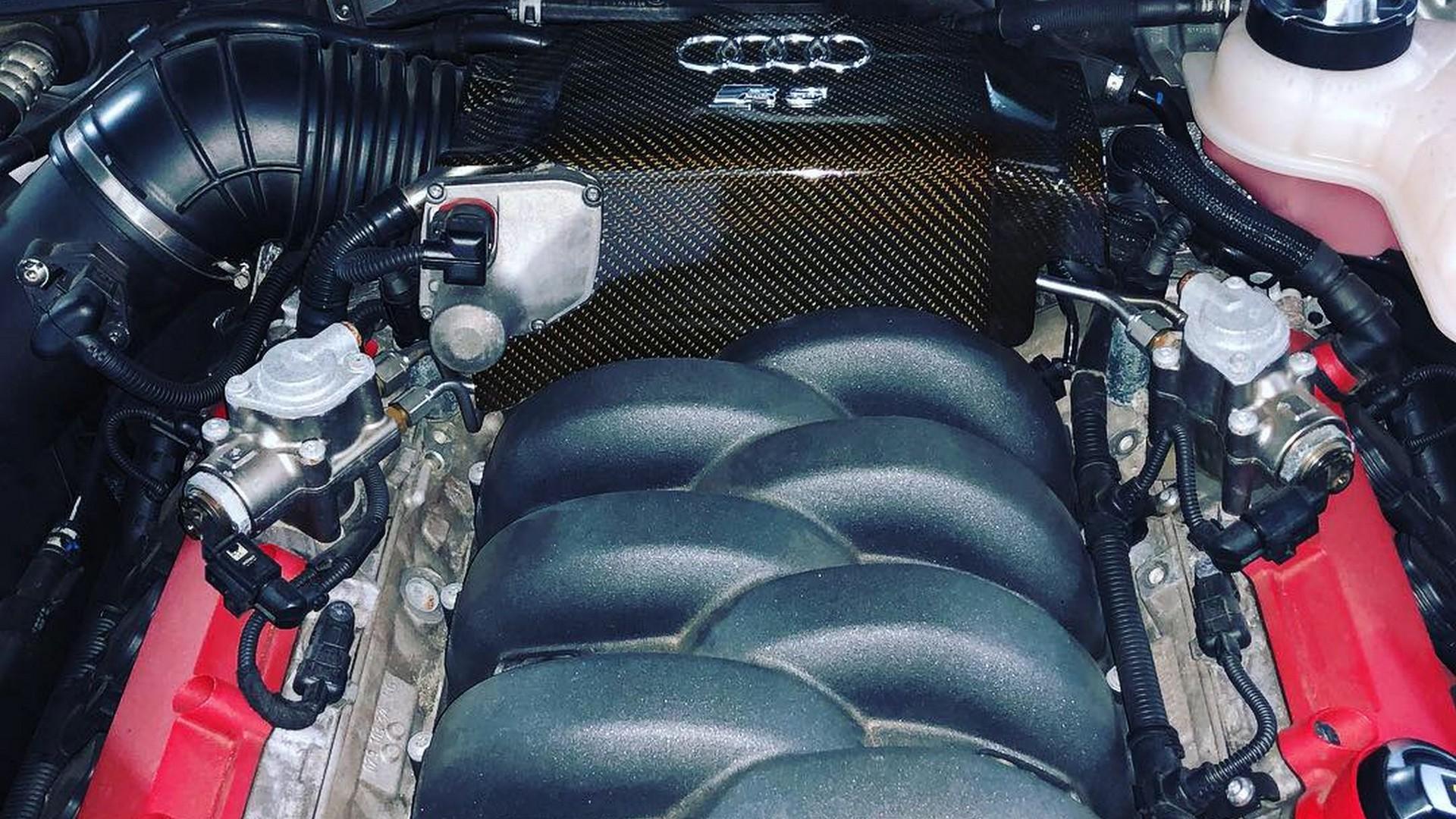 Proinox28 - echappement Audi RS4