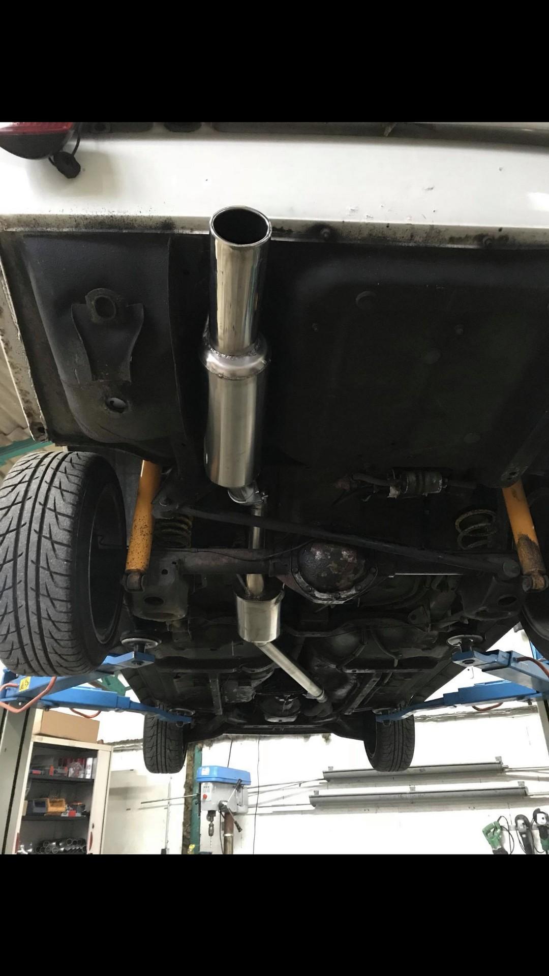 Proinox28 - echappement Opel Manta