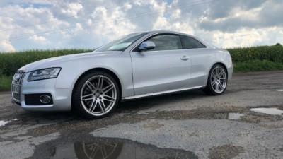 Échappement inox Audi S5
