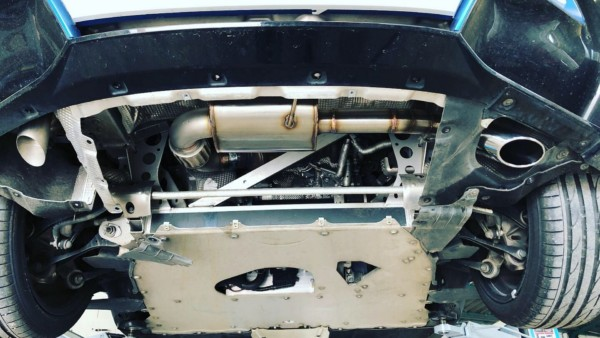 Proinox28 - echappement inox BMW i8