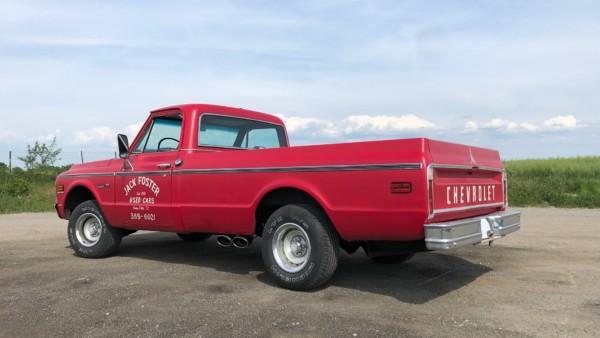 Proinox28 - echappement inox Chevrolet chevy v8 1972