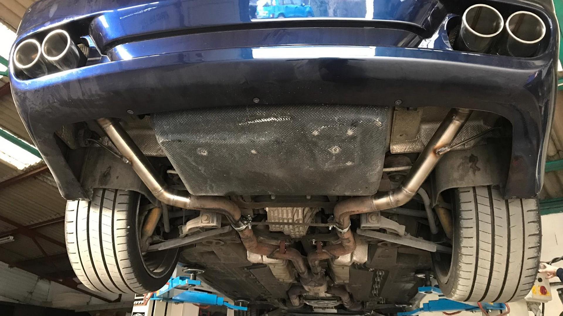 Proinox28-Échappement-Maserati-Quattroporte-V8