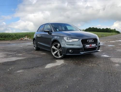 Échappement inox Audi A1 1.4TFSI