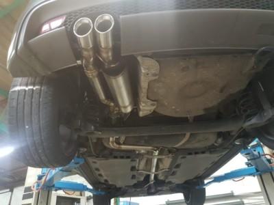 Proinox28- Échappement inox Audi A1 1.4TFSI