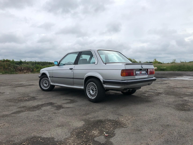 Proinox28 - Echappement inox - BMW e30 325ix