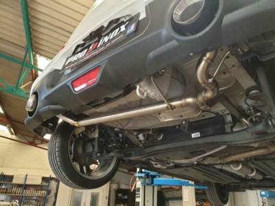 Proinox28 - Echappement inox - Suzuki Swift Sport 1.4 turbo