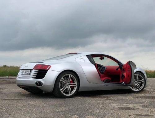 Échappement inox Audi R8 V8