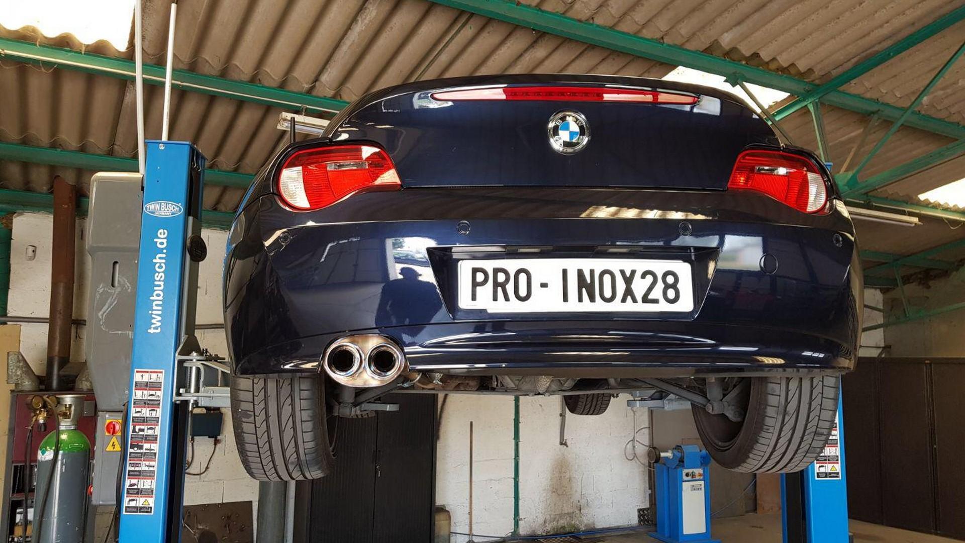Proinox28 - echappement BMW Z4