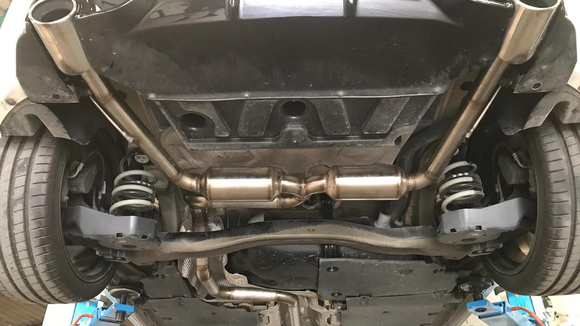 Proinox28 - echappement Peugeot 308 GTI