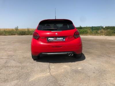 Proinox28 - Échappement inox Peugeot 208 GTI