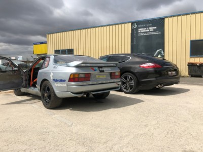 Proinox28 - Échappement inox Porsche 944 2S