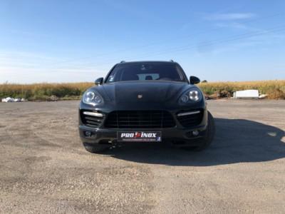 Proinox28 - Échappement inox Porsche Cayenne Turbo