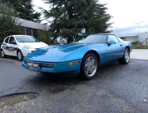 Échappement inox Chevrolet Corvette C4