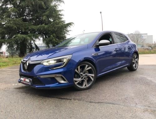 Échappement inox Renault Megane 4 GT