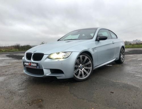 Échappement inox BMW M3 e92