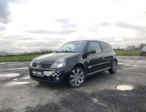 Échappement inox Renault Clio 2 2L 16v