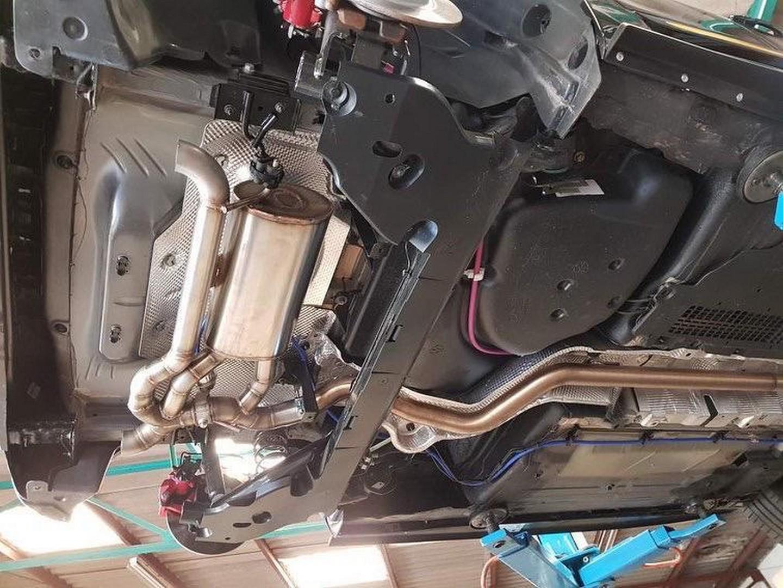 Proinox28 - Échappement inox Renault Clio RS18 Trophy