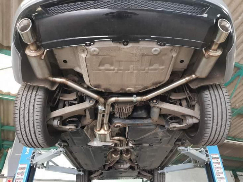 Proinox28 - Échappement inox Audi A5 3.2L V6