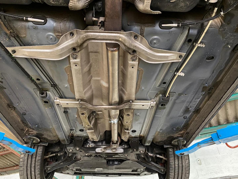 Proinox28 - Échappement inox Audi S1