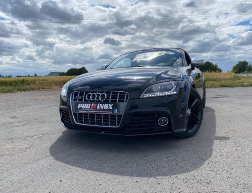Échappement inox Audi TTS
