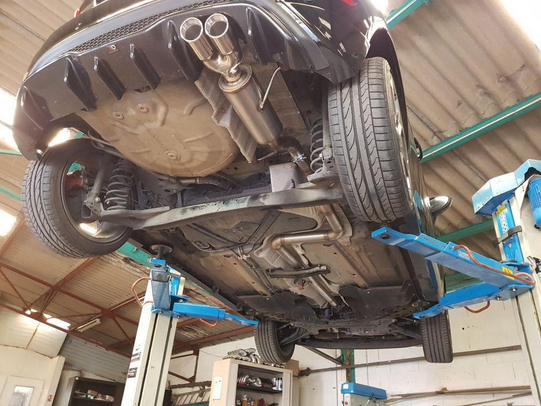 Proinox28 - Échappement inox Ford Fiesta ST 182