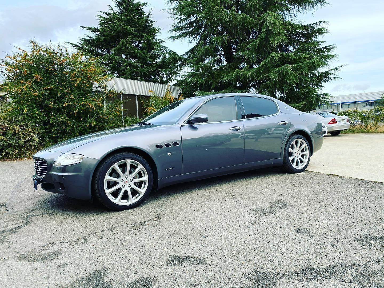 Proinox28 - Échappement inox Maserati Quattroporte