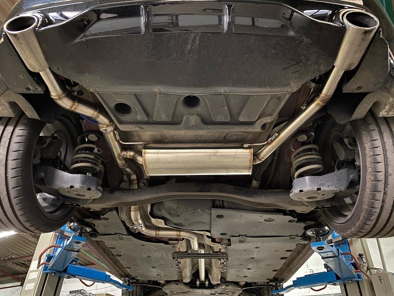 Proinox28 - Échappement inox Peugeot 308 GTI