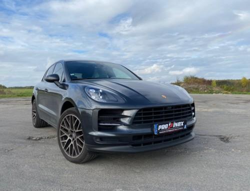 Échappement inox Porsche Macan S