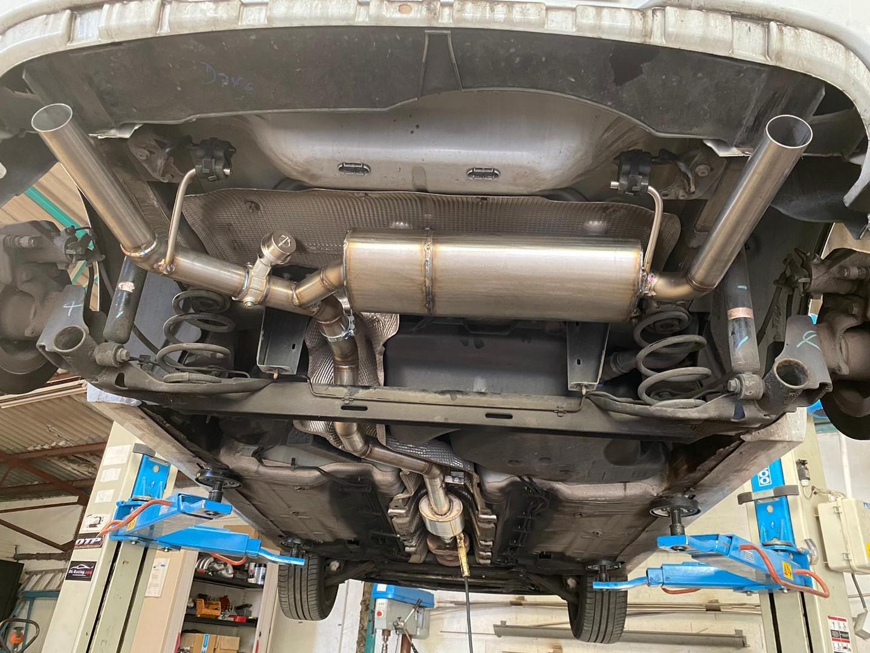 Proinox28 - Échappement inox Renault Clio 3 RS Gordini