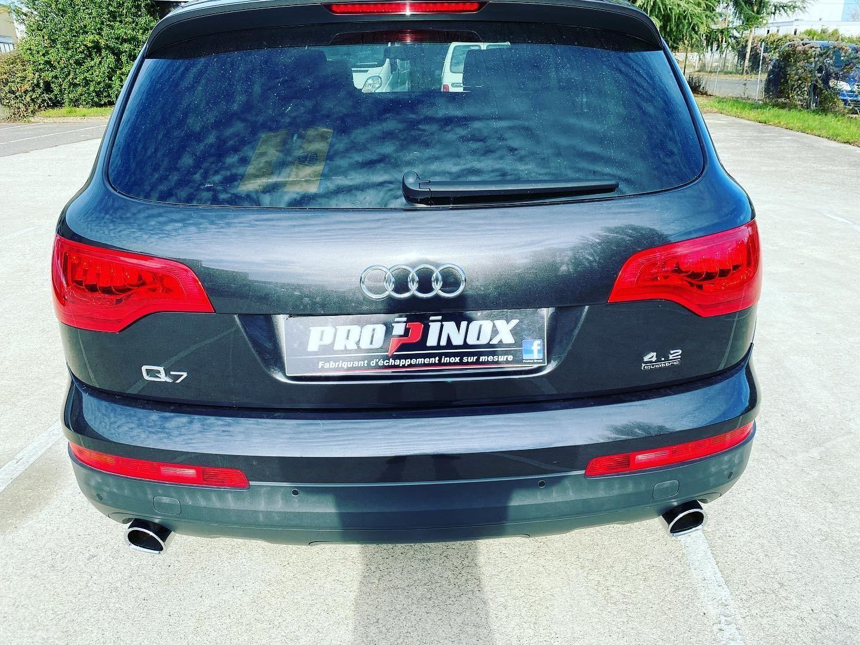 Proinox28 - Échappement inox Audi Q7 4.2L V8