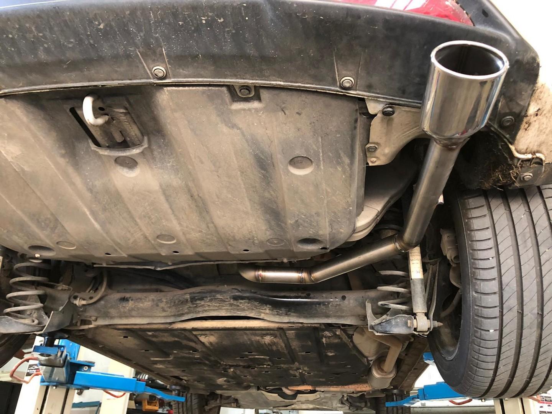 Proinox28 - Échappement inox Honda Civic 1.4l