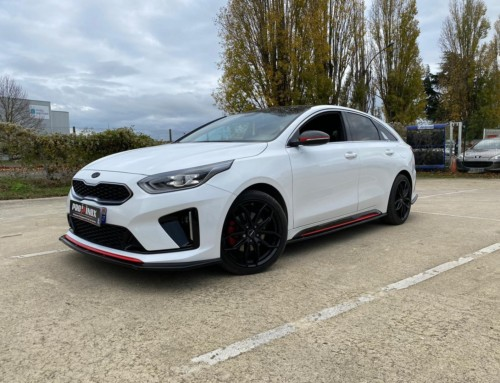 Échappement inox Kia Proceed 1.4L Turbo