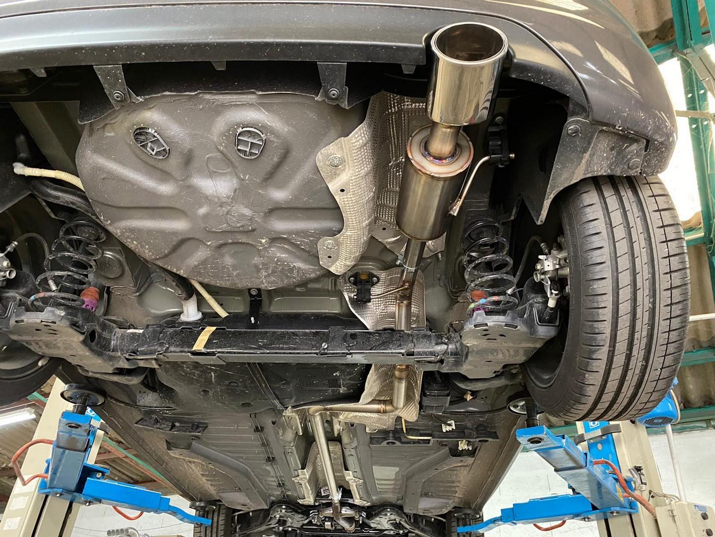 Proinox28 - Échappement inox Peugeot 208 1.2L Puretech