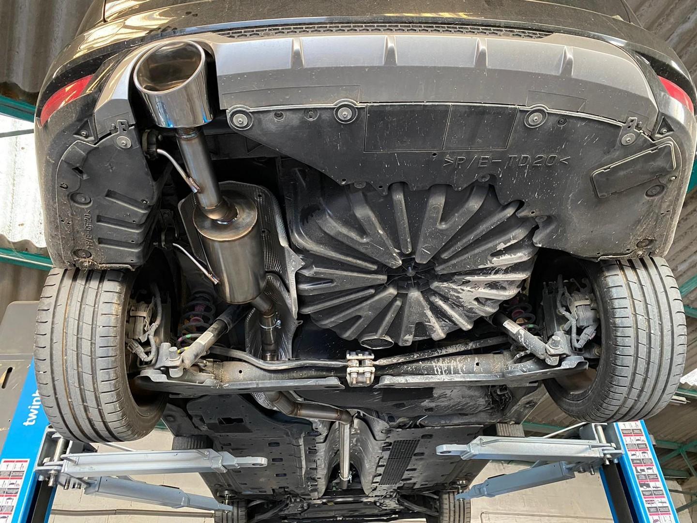 Proinox28 - Échappement inox Renault Megane 4 GT