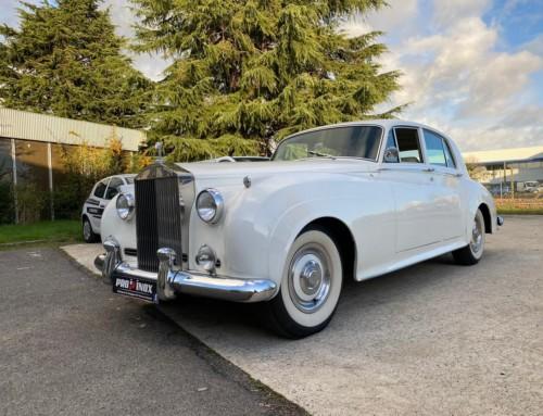 Échappement inox Rolls Royce Silver Cloud 2
