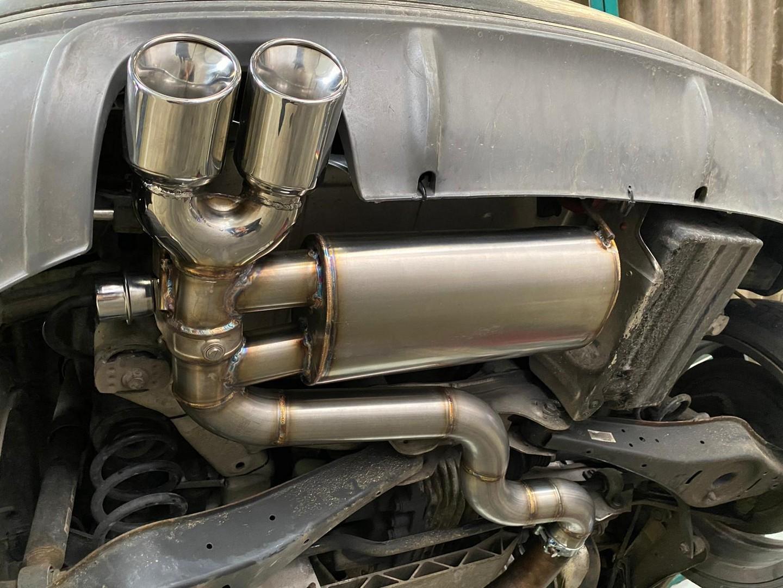 Proinox28 - Échappement inox Audi S3 8P