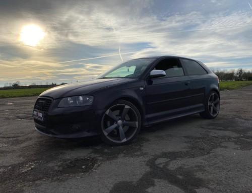 Échappement inox Audi S3 8P