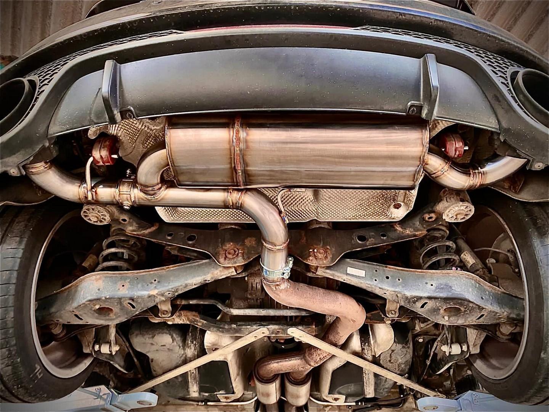 Proinox28 - Échappement inox Audi TT RS