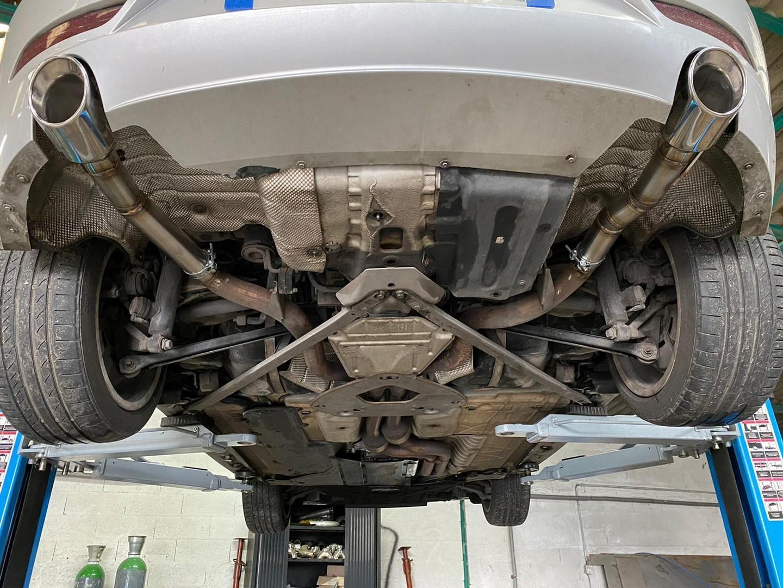 Proinox28 - Échappement inox BMW Z4 35i