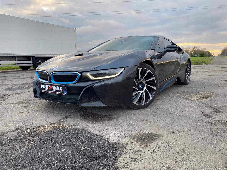 Proinox28 - Échappement inox BMW i8_2