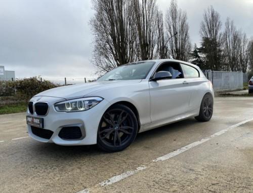 Échappement inox  BMW M135i