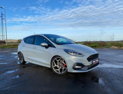 Échappement inox Ford Fiesta ST Performance