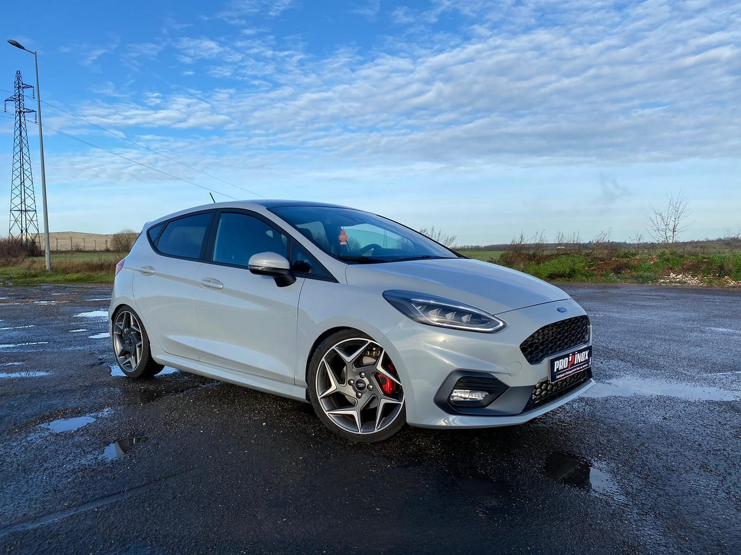 Proinox28 - Échappement inox Ford Fiesta ST Performance