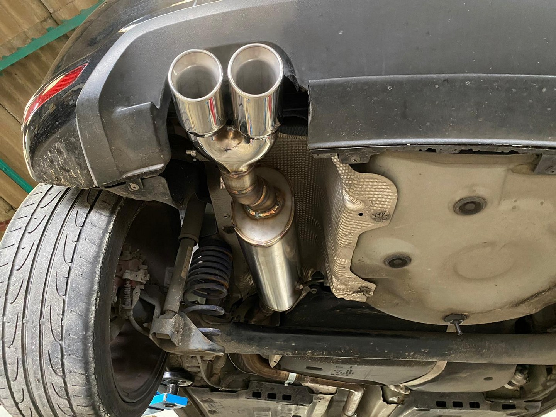 Proinox28 - Échappement inox Volkswagen Polo GTI